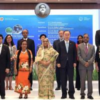Two-day Dhaka Meeting of the Global Commission on Adaptation
