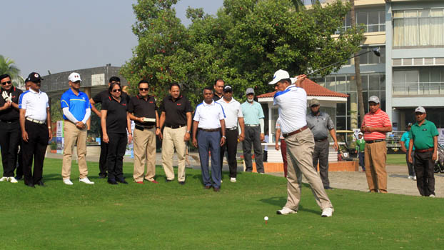 Sikder Group Independence Cup Golf Tournament inaugurated